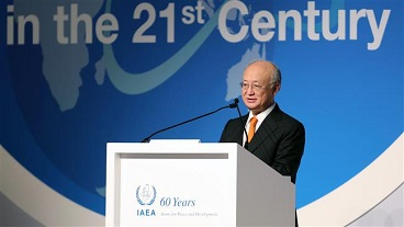 Iran is abiding by its nuclear-related commitments: IAEA chief