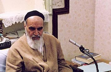 Man is always in the process of choosing, Imam Khomeini explicated