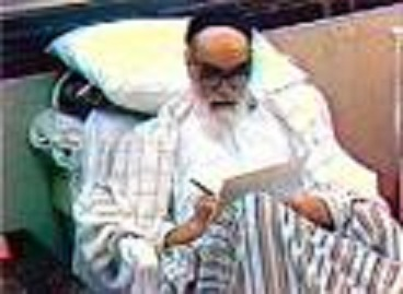 Imam Khomeini paid great attention to spiritual matters