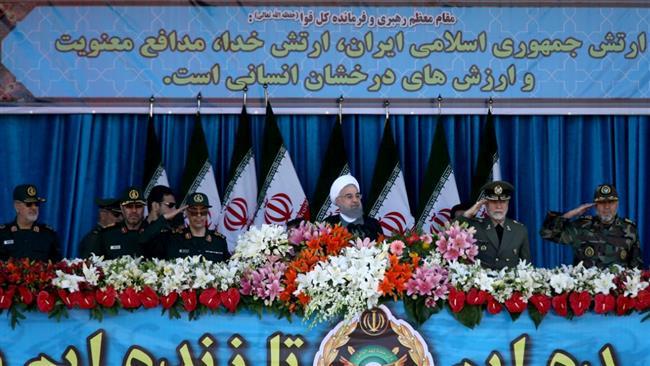 Iran commemorates Army Day