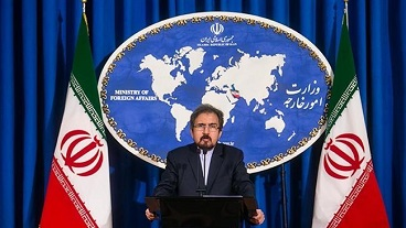 Iran criticizes Saudi FM for backing Trump's stance