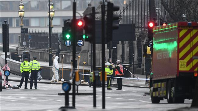 Iran denounces London terrorist attack