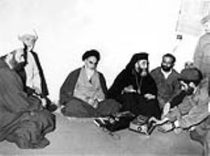Imam Khomeini invited Christians, other faithful people to form united front