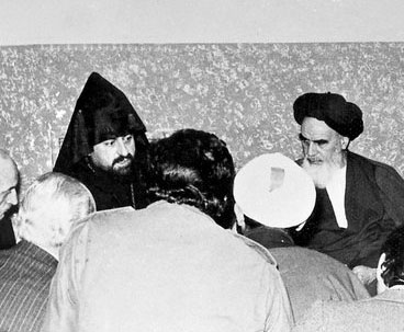 Imam Khomeini used to stress co-existence of followers of all religions