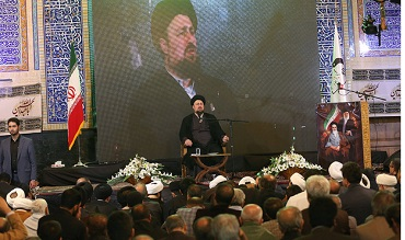 Imam Khomeini`s companions trusted his leadership