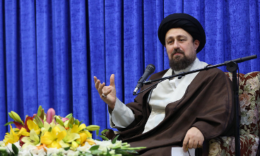 Hassan Khomeini hails spiritual status of martyrs