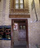 Imam Khomeini's historic residence in holy city of Najaf