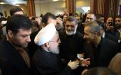 Mourning ceremony to mark 40th day since passing away of Ayatollah Rasfanjani'