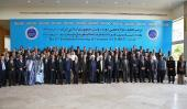 President Ruhani sworn in the ceremony with massive presence of foreign delegations