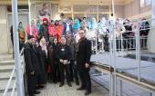 Bosnian Muslim groups visit Jamaran Art Gallery