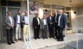 Austrian ambassador and accompanied delegation visit Imam Khomeini`s historic residence in Jamaran