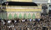 Vast participation at 28th  anniversary of Imam Khomeini`s passing
