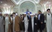 Members of Assembly of Experts vow allegiance with Imam's ideals