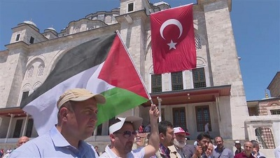 Turkey commemorates International Quds Day