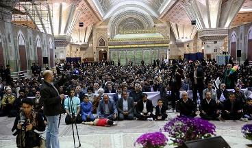 Imam Khomeini's holy mausoleum set to host Nowruz ceremony