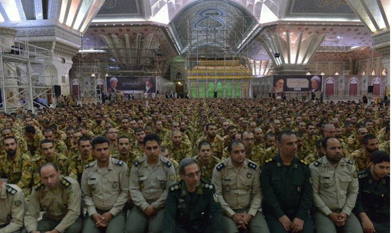 Armed forces renew allegiance to Imam Khomeini ideals