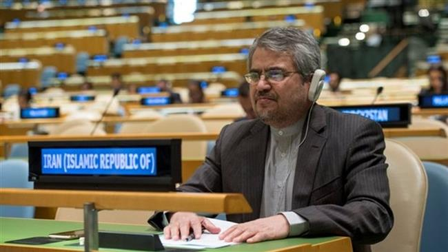 Iran calls total eradication of nuclear weapons