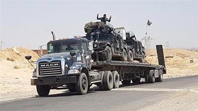 Iraq liberates four neighborhoods in Tal Afar from Daesh terrorists