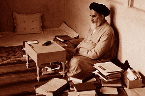 Imam Khomeini used to spend too much time for study, research