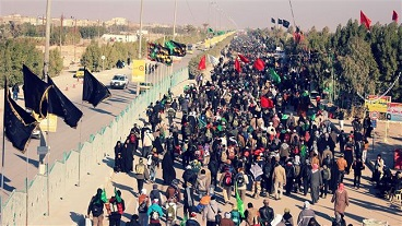 Millions of pilgrims marching toward Karbala ahead of Arba'een