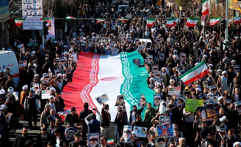 The Iranian nation's support continues for the Velayat-e faqih (Jurist governance) after nearly four decades