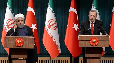 Iran denounces US sanctions on Turkey