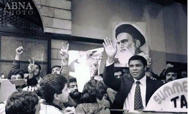 World sportsmen deeply impressed by Imam Khomeini