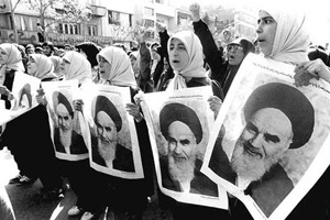 Women are the educators of the human beings, Imam Khomeini defined