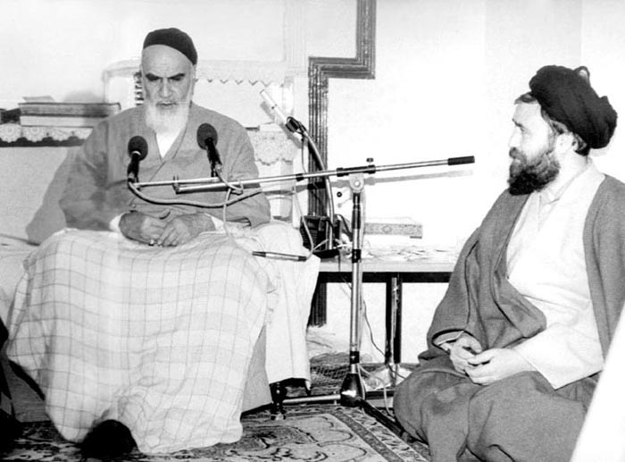 Imam highly trusted Seyyed Ahmad Khomeini