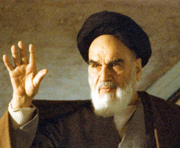 West trampling upon human dignity, Imam Khomeini defined