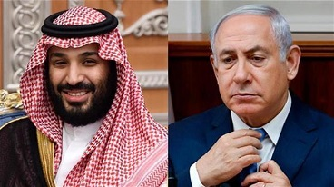 Bin Salman, Netanyahu met secretly in Amman: Report