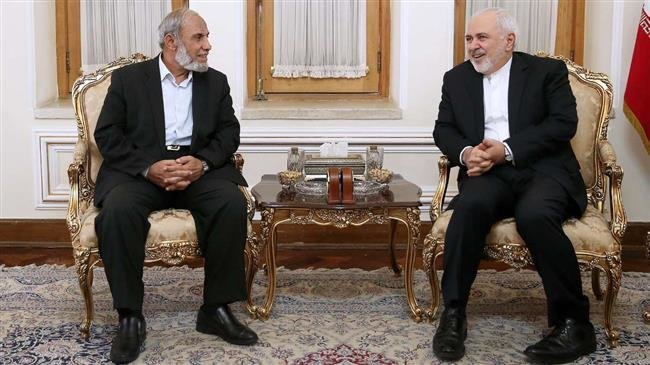 Zarif says support for Palestine, Iran`s principled policy