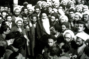 Early political life of Imam Khomeini