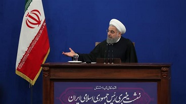 President Rouhani rules out talks about JCPOA, missiles