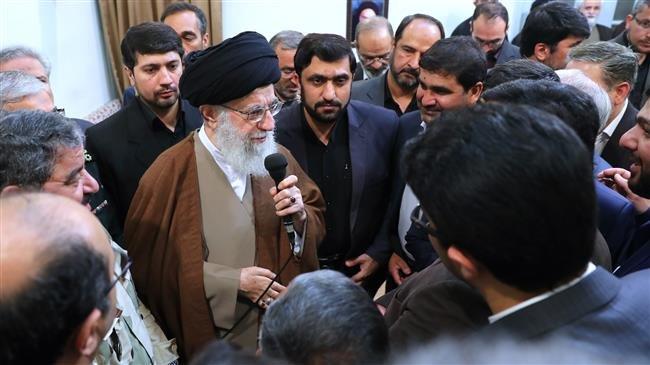 Leader emphasizes scientific passive defense against enemies'