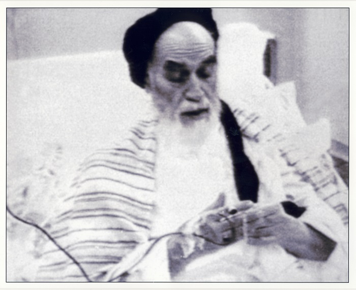 Memoirs recounting last moments of Imam Khomeini's life