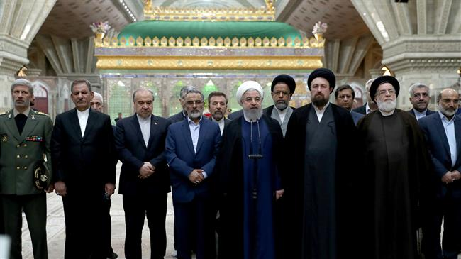 No doubt that the Iranian nation will emerge victorious: Rouhani