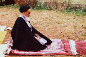 Imam Khomeini explained virtues of spiritual traveler