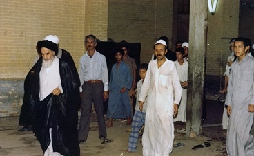 Why Imam Khomeini was not seeking too much followers?