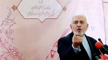 FM Zarif says Trump, allies isolated over anti-Iran policies