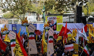 Iranians stage nationwide massive rallies to mark US embassy takeover