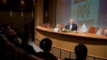 US relocating Daesh terrorists, says FM Zarif