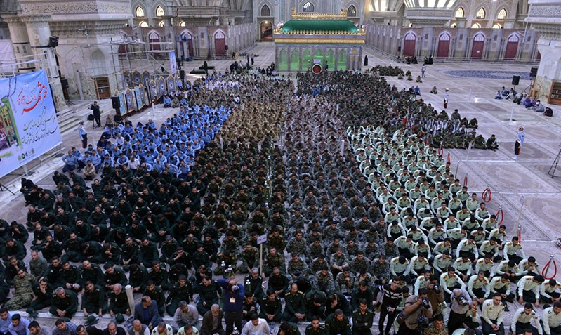 A ceremony at Imam Khomeini's shrine marks historic epic of Khorramshahr's liberation