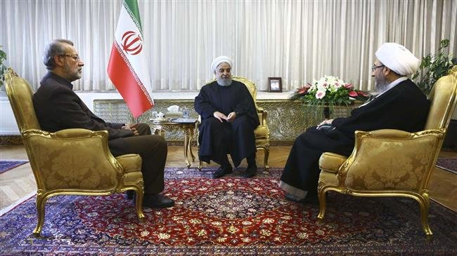 President Rouhani voices support for intra-Yemeni peace talks