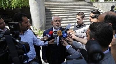 FM Zarif says Iran, US officials won't meet on sidelines of UNGA meeting: