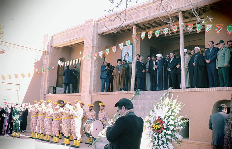 Anniversary of Imam's historic return marked at his residence in Khomein