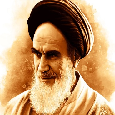 Imam Ali`s spirit was never stirred by all the powers he had because of his soul was great.