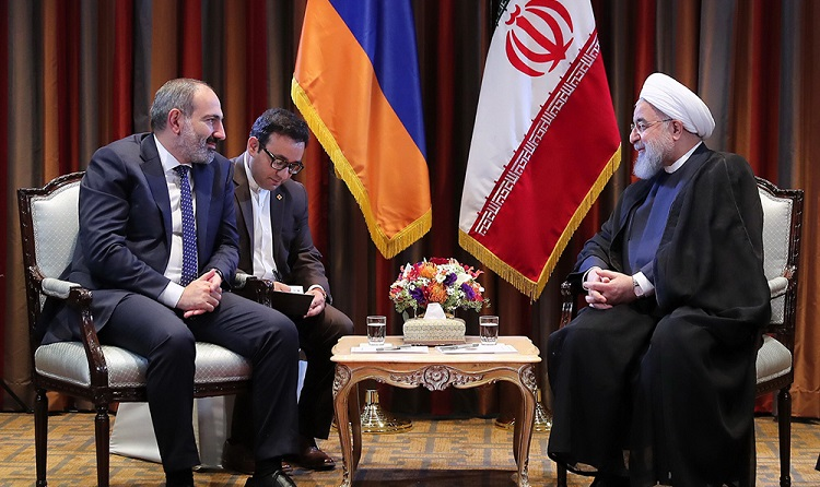 President Hassan Rouhani's meetings in New York