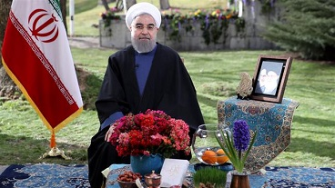 The new year will be the year of progress for our dear nation: President Rouhani