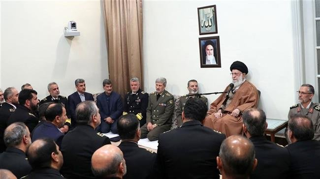 Leader says  Iran not seeking to start war with any country